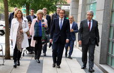 El Tribunal de Comptes condena Mas, Ortega, Rigau, Homs y seis acusados más a devolver 4,9 MEUR por el 9-N