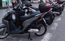 El PDeCAT proposa més aparcaments gratuïts per motos al centre de Tarragona