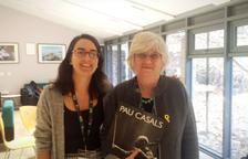L'ANC i Òmnium Cultural del Vendrell homenatgen Clara Ponsatí a Bristol