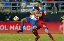 El Nàstic visita la Rosaleda, on el Málaga ha sumat tots els punts