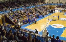 El Pavelló del Serrallo: La Casa del bàsquet a la ciutat de Tarragona