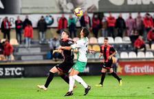 Final del partit: l'Extremadura s'emporta els tres punts