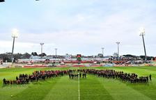 El CF Reus presenta el futbol base
