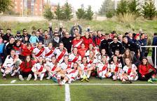 Futbolistes femenines critiquen a Errejón per anomenar «futbol base» al futbol femení professional