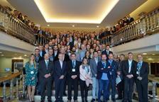 Más de un centenar de personas participan en el Encuentro de Comisiones y Business Partners del AEQT