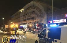 Una olla oblidada al foc mobilitza quatre dotacions de Bombers al Vendrell