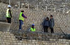 La UNESCO inspecciona l'estat dels monuments romans de Tarragona