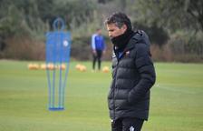 Xavi Bartolo: «Necessitem tornar a la victòria i recuperar bones sensacions»