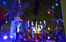 Els llums de Nadal ja brillen a Tarragona