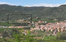 Prades subhasta una dotzena de parcel·les a la urbanització de les Forquetes