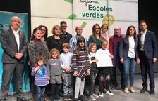 L'Escola Cor de Maria de Valls rep el premi Escoles Verdes 2018