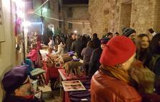L'Argentera acull la 'Fira de Nadal el Caganer' amb el Pare Noel i el Tió