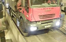 Detingut un veí de la Bisbal per simular el robatori del seu camió per estafar l'asseguradora