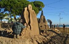El Pessebre de Sorra de la Pineda ja es pot visitar al parc del Pinar del Perruquet