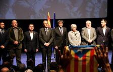 Puigdemont avisa que sense unitat l'independentisme perdrà «l'autoritat moral»