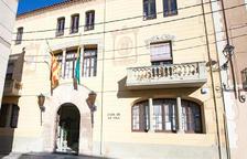 El nou alcalde de Riudoms, Sergi Pedret, reordena el cartipàs municipal
