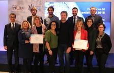 BASF recull els guardons Concilia  i Dialoga de responsabilitat social empresarial