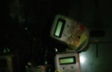 L'AVV I de Maig apunta uns ocupes per l'incendi d'un quadre elèctric