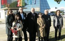 La delegada del Govern espanyol a Catalunya visita la Canonja i l'empresa BASF