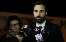 Torrent reitera que són la Generalitat i la Moncloa qui han de decidir com s'aborda el diàleg entre dos executius