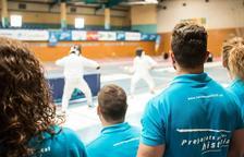 Voluntaris dels Jocs Mediterranis funden l'associació Llegat 2018