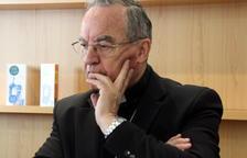 Tres bisbes i dos preveres sonen en la travessa per substituir Jaume Pujol