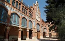 Portes obertes al Pavelló dels Distingits de l'Institut Pere Mata en record a Domènech i Montaner