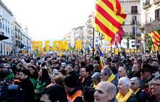 Mauri: «L'única proposta és que l'aeroport es digui Josep Tarradellas? Per això han vingut?»