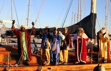 Los Reyes Magos llegarán por mar a Roda de Berà