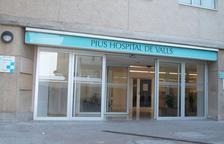 CGT denuncia la falta de personal que sufre el Hospital Pius de Valls
