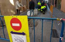Veïns del centre dubten de l'eficàcia de la pilona exigida pel Pau Delclòs