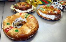 Los pasteleros catalanes esperan vender más de 900.000 roscones de Reyes artesanos