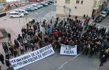 L'alcalde de Riba-roja es compromet a posposar qualsevol decisió sobre l'abocador fins la reunió amb la Generalitat