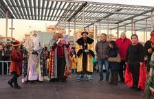 Polémica por el Baltasar blanco en la cabalgata a Segur de Calafell