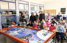 Educació estudia eliminar barracons i portar l'Escola Els Ganxets a un edifici de Reus