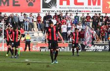 El Reus s'enfrontarà al Numancia amb onze jugadors del primer equip