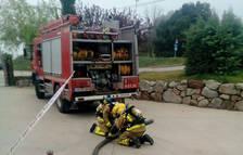 Una fuita de gas a Tarragona activa quatre dotacions de Bombers