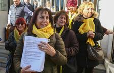 La fiscalía de Tarragona responde a la autoinculpación de Taca d'Oli que votar el 1-O no fue delito