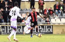 Final del partit: Un gol de Querol en els darrers minuts dóna un punt al Reus