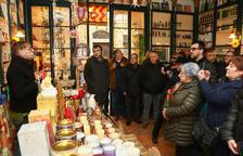 Casa Corderet pot guardar un dels grans secrets del comerç europeu
