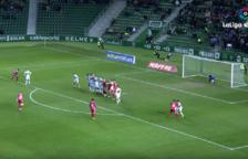 Resum dels partits de la jornada 21 de Segona Divisió