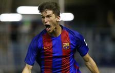 El Nàstic obre la 'Via Barça'