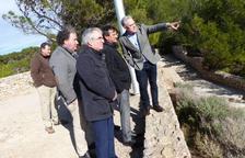 Salou rep el compromís d'execució de dos nous trams del Camí de Ronda