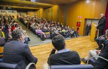 La Crida es presenta a Tarragona demanant unitat «per tenir la República»