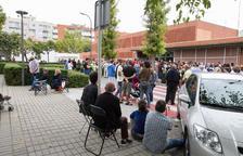 Fiscalia recull que grups de 100 a 400 persones protegien deu col·legis a Reus l'1-O