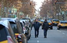 Cinc taxistes detinguts per atacs a vehicles VTC