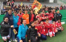 Nàstic i Reus gaudeixen de la segona fase de la Lliga Genuine