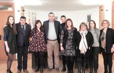 Ascó dona 3.000 euros a cinc estudiants per haver acabat la Universitat