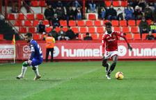 Mohammed Djetei desperta l'interès de la Segona Divisió A