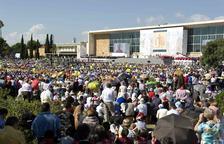 L'Amfiteatre acollirà un Viacrucis la vigília de la beatificació de Mullerat